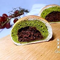 三彩小面包#柏翠辅食节-烘焙零食