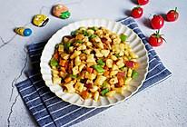 给面一个特色吃法——丁丁炒面的做法