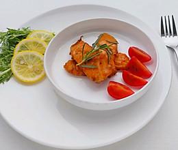 #做道懒人菜,轻松享假期#柠香三文鱼的做法