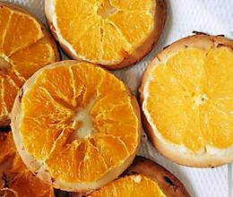 香橙曲奇饼干的做法
