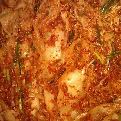 自制韩国泡菜