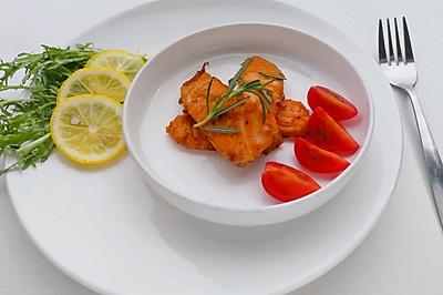 #做道懒人菜,轻松享假期#柠香三文鱼