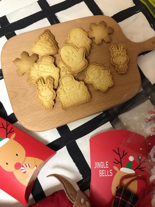 圣诞饼干(模具)