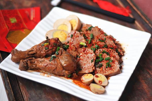 美味肉类简单做——卤牛肉#洁柔食刻,纸为爱下厨#的做法
