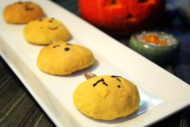 瓜仁南瓜松饼