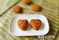 女神的秘密-红糖燕麦饼干的做法