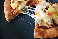 披萨饼的做法