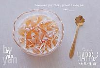 夏日健康饮品—茉莉绿茶冻(白凉粉版)的做法