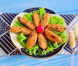#快手又营养,我家的冬日必备菜品#不加一滴水的可乐鸡翅的做法