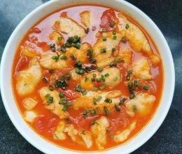 番茄龙利鱼/巴沙鱼的做法