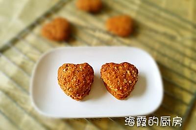 女神的秘密-红糖燕麦饼干