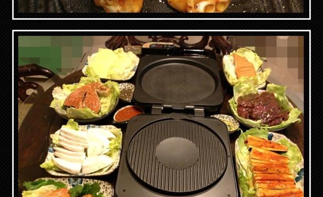 电饼铛烧烤