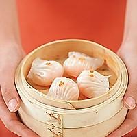水晶虾饺的做法图解17