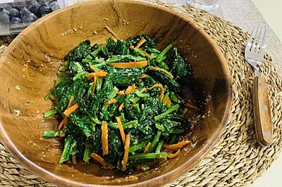 清爽日式小菜