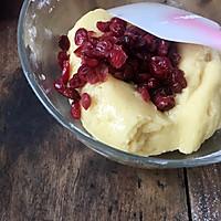 蔓越莓麦片酥#单挑夏天#的做法图解5