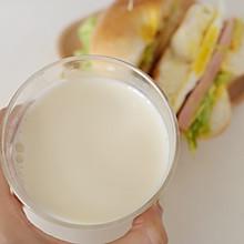 香浓早餐豆浆|米博食谱