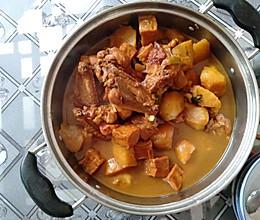 土豆鸡块的做法