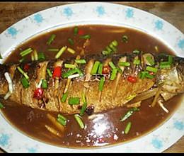 红烧青鱼的做法