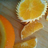 宝宝餐之香橙鸡蛋羹的做法图解1