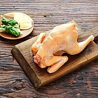 日食记丨电饭煲盐焗鸡的做法图解1