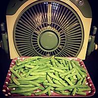 梅干菜干煸刀豆(四季豆)的做法图解3