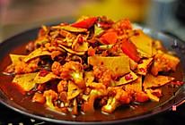 #菁选酱油试用之豉椒花菜的做法