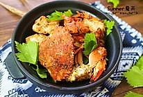 吮指香辣蟹#盛年锦食。忆年味#的做法