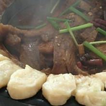 一锅出鱼锅或柴鸡锅