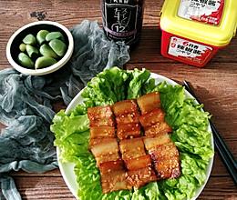 #福气年夜菜#烤五花肉的做法