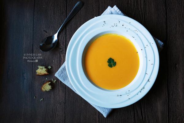 【西式奶油南瓜汤】Cream of Pumpkin的做法