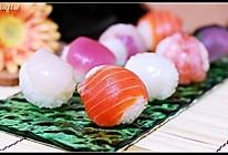 小球寿司的做法
