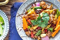 #美食艺术家#干锅肥肠|油润下饭的做法