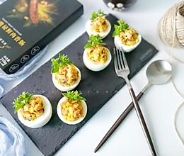 鸡蛋香肠沙拉杯的做法