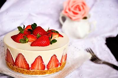 【草莓慕斯蛋糕】——草莓季系列拉菲登录