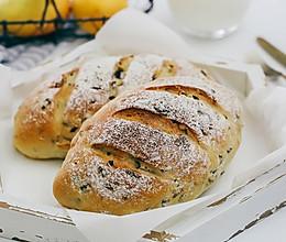 无糖洋葱核桃橄榄油软欧面包的做法