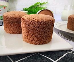 可可杯子蛋糕的做法