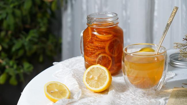 夏日必备酸酸甜甜柠檬膏的做法