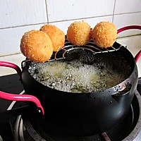番茄土豆奶酪球的做法图解12