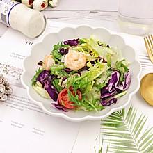 柠檬汁夏日蔬菜沙拉