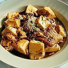 青鱼炖豆腐