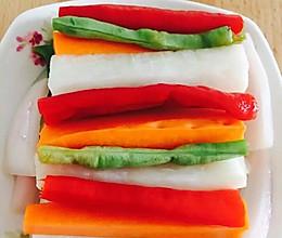 自制泡菜的做法