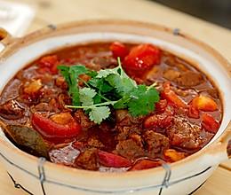 番茄啤酒牛腩煲|暖胃省事的做法