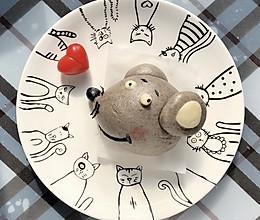 小老鼠豆包的做法