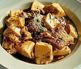 青鱼炖豆腐的做法