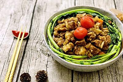 秘制红焖羊肉—在家做出饭店的味道