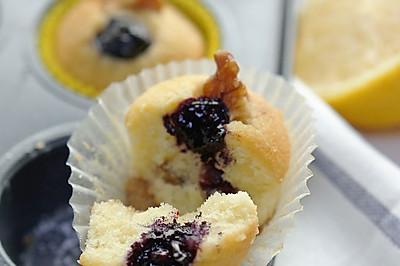 长帝e·Bake互联网烤箱之惊艳蓝莓杯子蛋糕