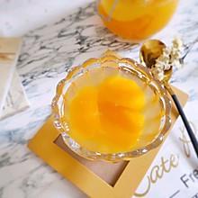 #夏日冰品不能少#柠檬黄桃罐头