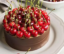 疯狂的樱桃蛋糕的做法