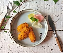 椒盐香酥鸡翅的做法