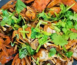 嗷嗷香的香辣蟹的做法